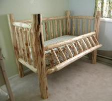 rustic crib furniture. Blanket Boxes, Cribs, And Murphy Beds. Rustic Crib Furniture